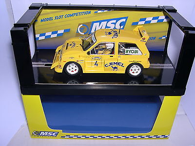 Elektrisches Spielzeug Methodical Msc 6020 Mg Meter Gr4 #4 Camel Off Road 1991 Fernando Capdevila-carlos Yanez Mb Goods Of Every Description Are Available