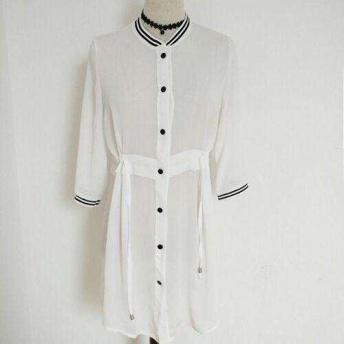 Women Summer Vintage Jackets Kimonos Chiffon Cardigans Casual Blouses Accessory