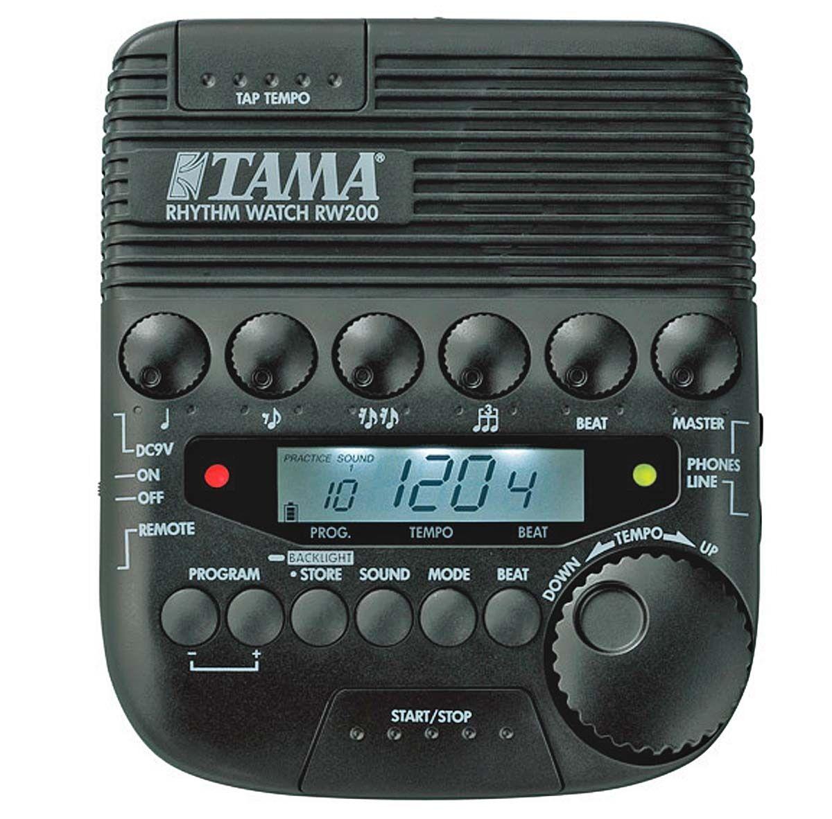TAMA RW200 Rhythm Watch Metronom RW 200