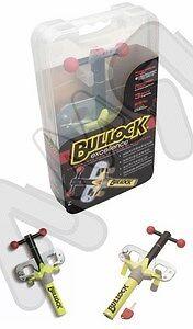 Antifurto Ai Pedali Bullock Excellence - Modello X - Skoda Rapid