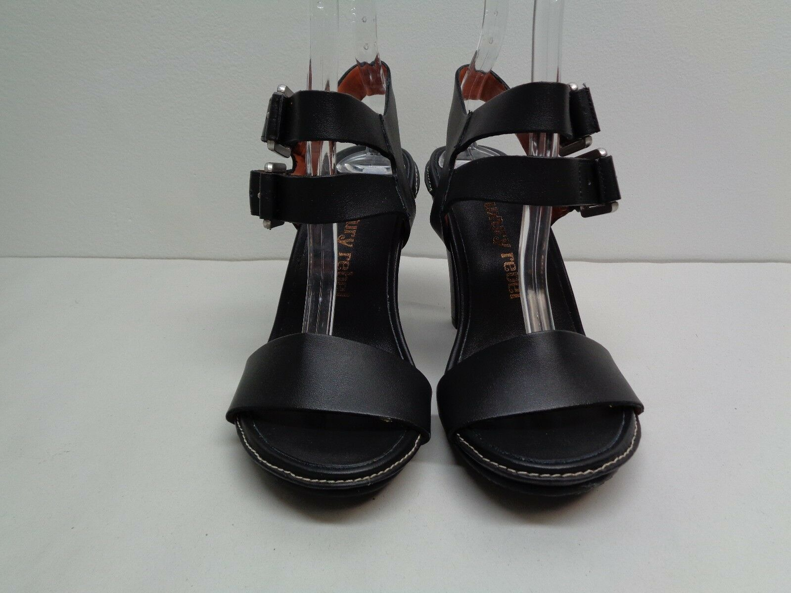 Luxury Rebel Dimensione 6 M Eur 36 CHANTAL CHANTAL CHANTAL nero Heels Sandals New donna scarpe 4203e7