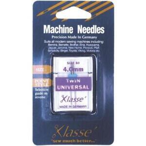Klasse-Twin-Universal-sewing-machine-Needles