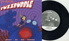"""Fuzzbubble - Happy Now? 7"""" JAPAN RELEASE Redd Kross Jellyfish Bangles Power Pop"""