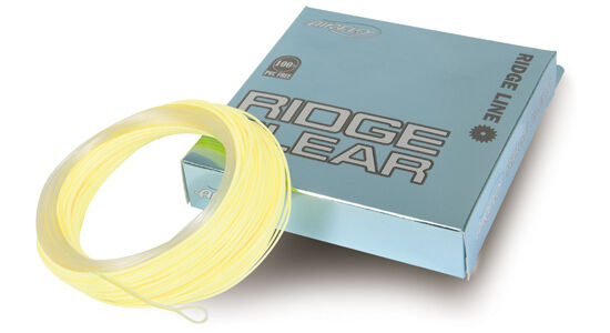 AIRFLO RIDGE TROPICAL CLEAR TIP WF12F  12 WT WEIGHT FORWARD FLOATING FLY LINE