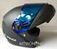 LS2-Flip-Up-Front-Motorcycle-Motorbike-Helmet-MATT-BLACK-Tinted-Blue-Visor miniatura 3