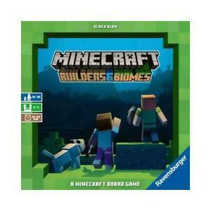 Minecraft-Builders-amp-Biomes-Gioco-da-tavolo-in-scatola