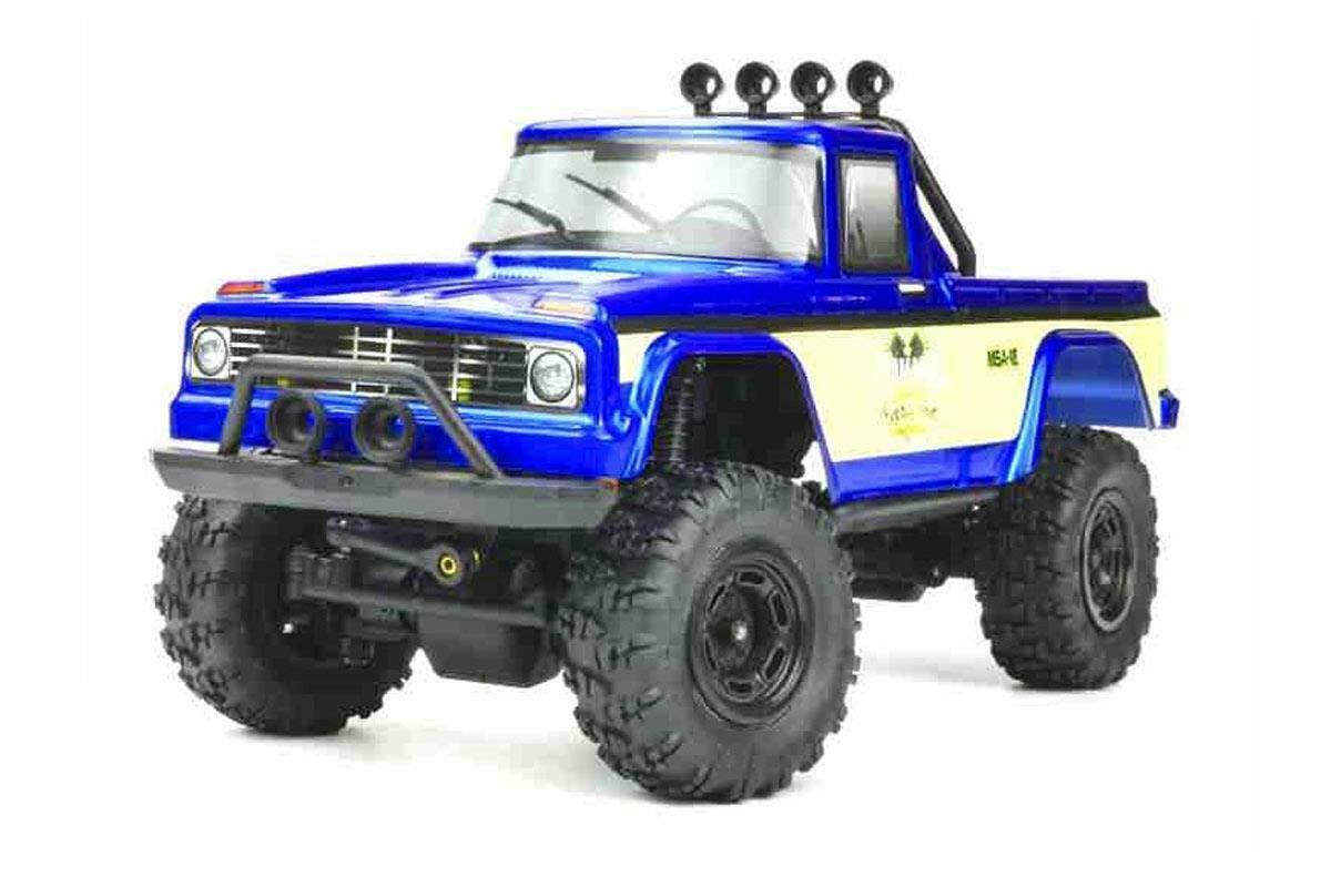 Carisma MSA-1E Coyote Cachorro RTR Camión Micro