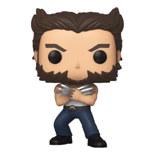 Vinyl Marvel Of Wolverine IN Tanktop Figure For x-Men Or Origins Funko Pop
