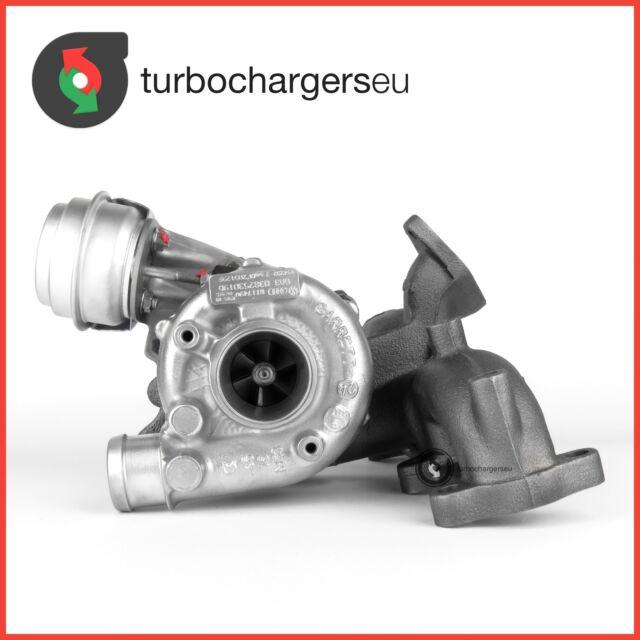 Turbocompresor Ford Galaxy Seat Alhambra concepto VW Sharan 1.9 TDI 85kw 115ps 713672 7136 73
