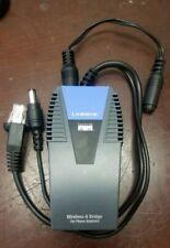 Retail Packaging Silver Cisco WBPN Wireless-N Bridge for Phone Adapters