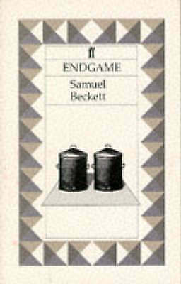 Endgame: A Play in One Act and Act without Words by Samuel Beckett (Paperback, …