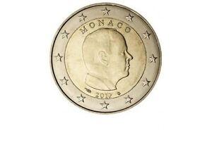 Monaco-2-euro-2012-Unc-Prins-albert-Zo-uit-de-rol