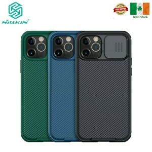 For-Apple-iphone-12-12-Pro-Genuine-Nillkin-Camera-Lens-Protection-Case-Cover