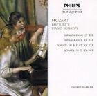 Mozart Piano Sonatas NOS 11 12 13 16 - Ingrid Haebler Compact Disc