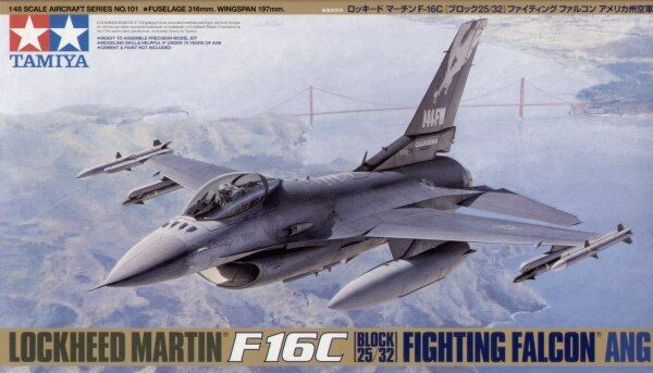 envio rapido a ti Tamiya 1 48 F - 16c Blocco 25 32 Fighting Fighting Fighting Falcon  61101  mas preferencial