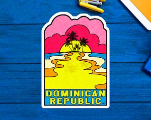 """Virgin Islands National Park Decal Sticker 2.7/"""" x 3.75/"""" Sunset"""