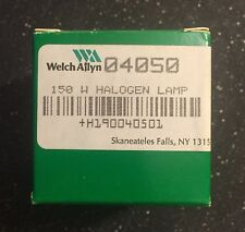 Welch Allyn 04050 150w Halogen Lamp Genuine Each