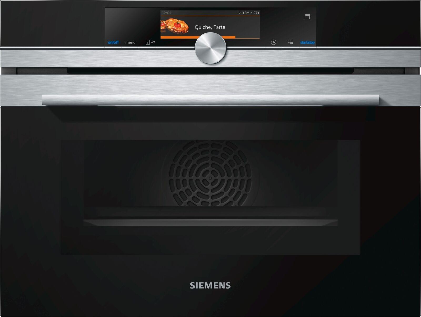 Siemens cn678g4s6 micro-ondes cn678g4s6 Acier Inoxydable cn678g4s6