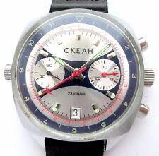 OKEAN Commanding POLJOT Russian Chronograph NAVY SOVIET WATCH