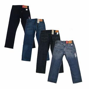 Levis-559-Mens-Jeans-Straight-Relaxed-Denim-Hosen-Lassige-Hosen-Original-Neu-Nwt