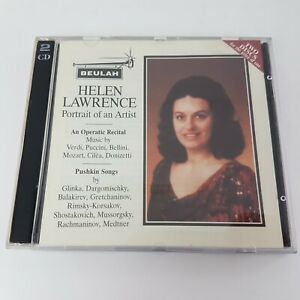 HELEN-LAWRENCE-Portrait-of-an-Artist-2-CD-1999-Beulah-Operatic-Recital