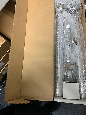 Danco 51933 Tub Drain Kit-Lift and Turn Chrome