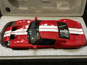 Image Is Loading Auto Art Authentic Ford Gt   With