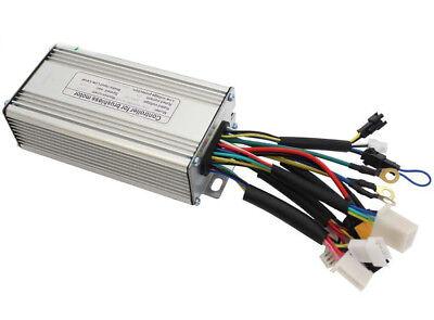 Hallomotor  Ebike Controller 36V 48V 15A 6MOSFET Regenerative Function