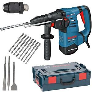 bosch bohrhammer gbh 3 28 dfr in l boxx 136 3 mei el 8 bohrer sds plus ebay. Black Bedroom Furniture Sets. Home Design Ideas