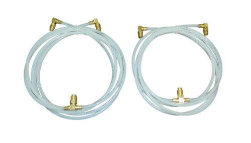 1994-2004 Ford Mustang Convertible Top Hose Set Complete with Fittings