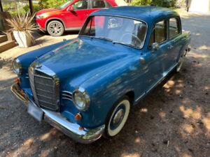 1960 Mercedes-Benz 180B