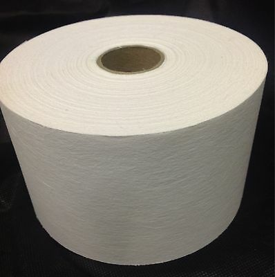 Buckram 12 yards 10 inch Non Woven Permanent Drapery  HEAVY WEIGHT Sew On