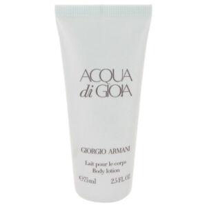 Acqua Di Gioia Perfume By Giorgio Armani For Women 25 Oz Body