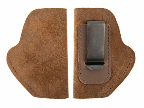 FHL/_SM Leather Suede Holster/_for RUGER LCP II 2/_IWB/_Conceal Carry/_USA/_Universal/_