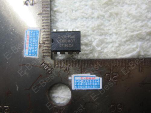 4pcs New CR 6848T CRG848T CR6B48T CR684BT CR6848T DIP8 IC Chip