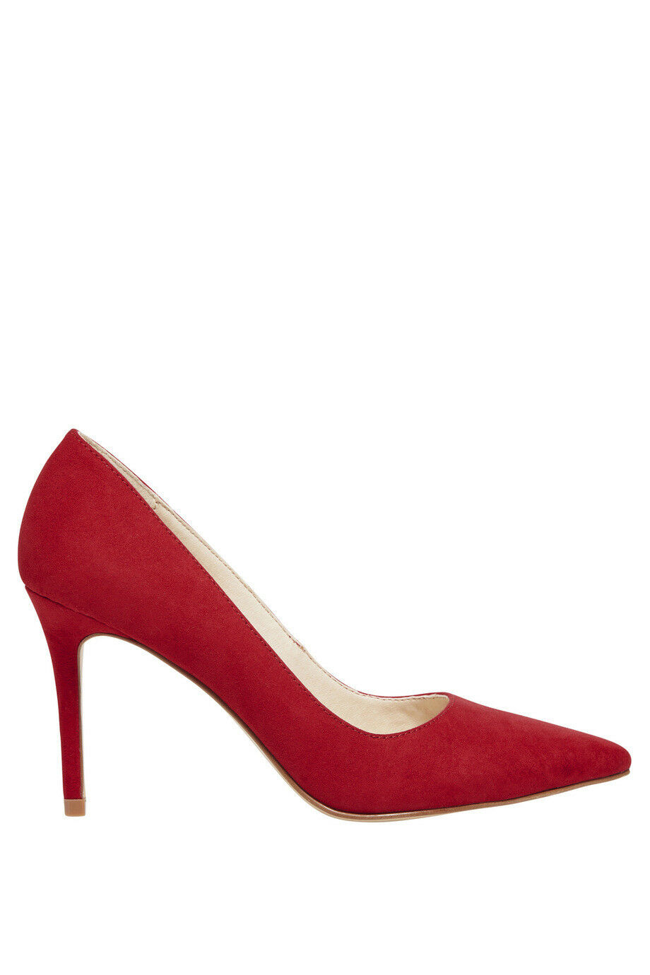 Gentlemen/Ladies NEW Lipstik Theadora Flame Red Pump Reasonable price luxurious Most practical