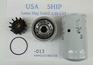 Details about Maintenance Service Kit For Yanmar Marine 4JH45 4JH57 4JH80  4JH110 Fuel Oil Imp