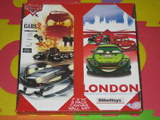 Disney Pixar Cars 7'' x 14'' 2 Pack Canvas Wall Art NEW