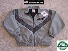 US Army Sport Physical Fitness IPFU Jacke Sportjacke coat Jacket Medium Regular