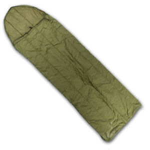 Veritable-Utilise-Grade-1-British-Army-Jungle-Couchage-Sac-Cadet-Camping
