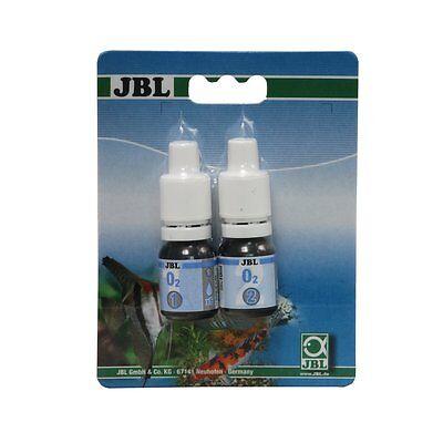 JBL Sauerstoff  Reagens - O2 Wassertest Nachfüllset Refill Reagenzien