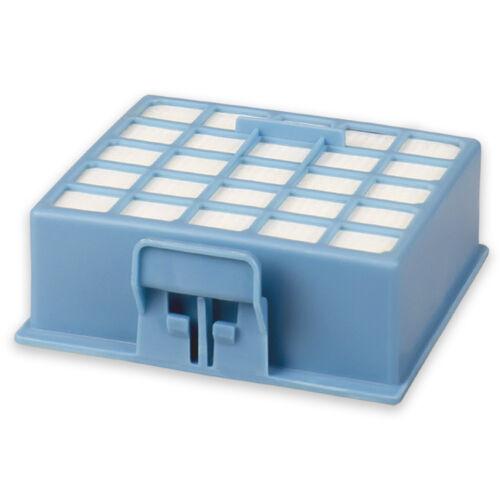 1-2 Hepa Filter Hygiene Filter passend für Siemens VS06G1830//03