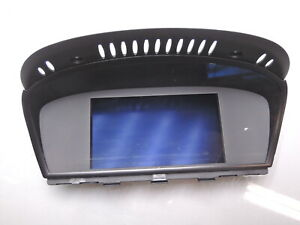 BMW-530xd-e61-INFODISPLAY-BORDMONITOR-DISPLAY-INFO-MONITOR-9145103-NB2