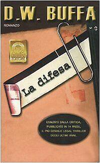 La difesa Buffa, Dudley W. and Bortolussi, S.