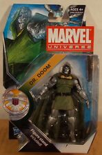 "Marvel Universe 3 3/4"" Series 3 #015 Fantastic Four Doctor Doom MOC Dr. Doom"