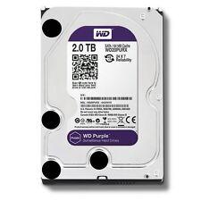 """Western Digital Purple WD20PURX 2TB IntelliPower SATA 6.0 GB/s 3.5"""" HARD DR"""