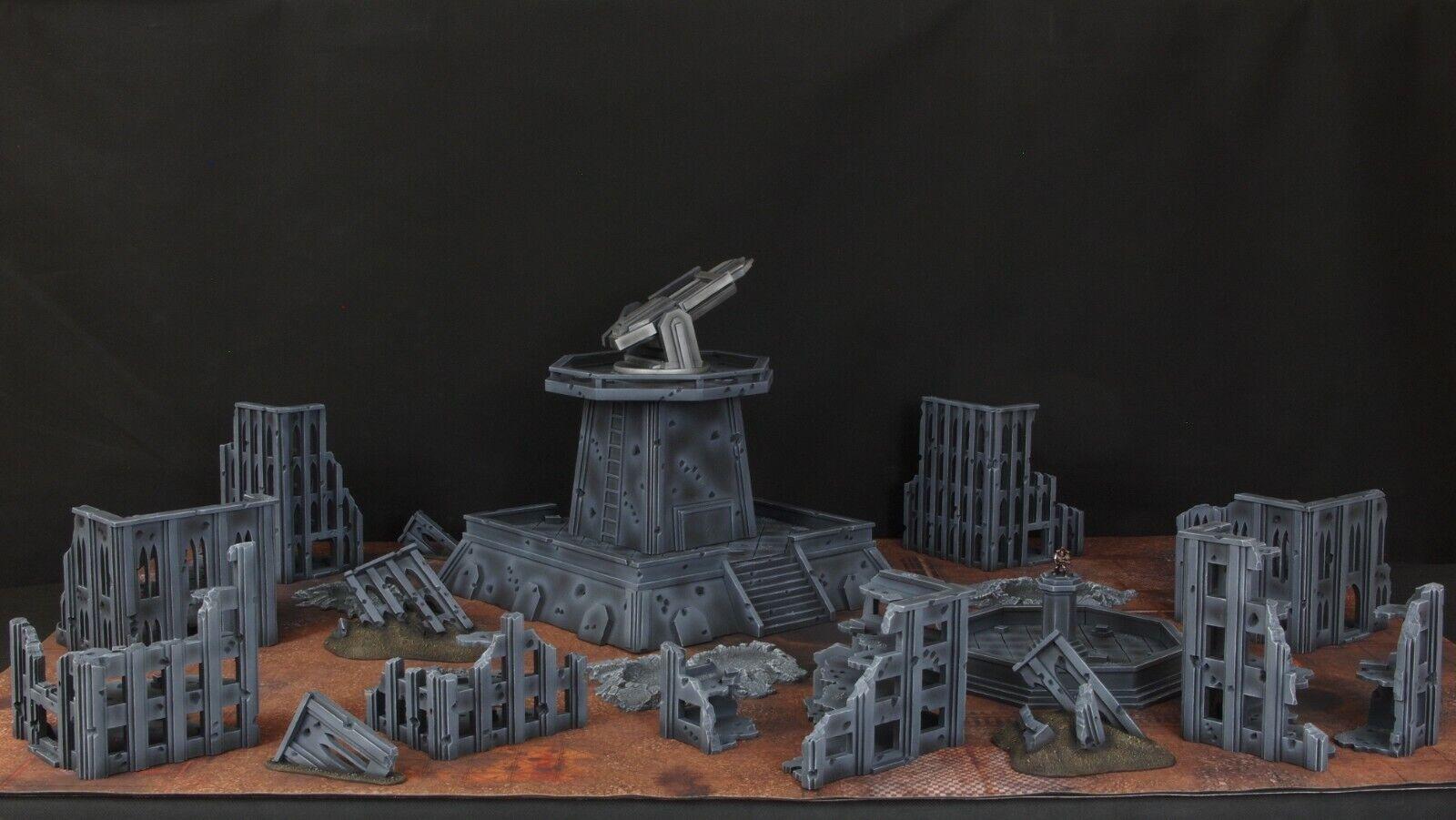 Anti Orbital Cityfight (pictures in description)