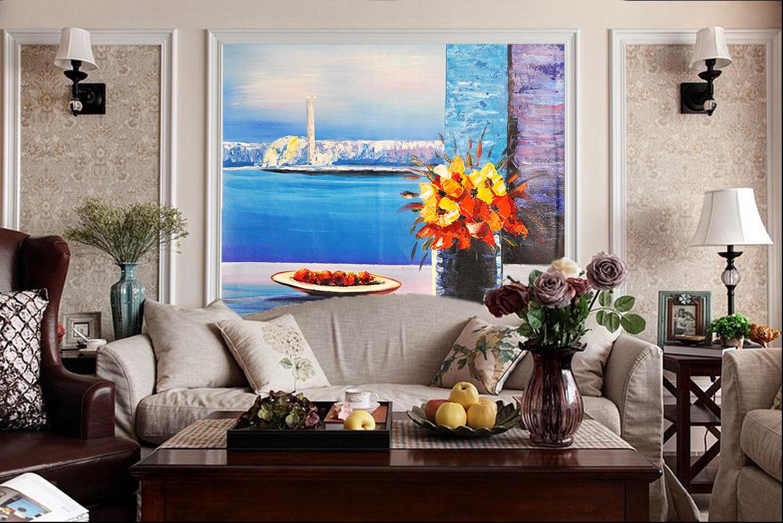3D Vasen, Obst, esstisch 508 Fototapeten Wandbild Fototapete BildTapete Familie