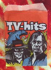 TV HITS MONTY GUM CARDS STILL IN WRAPPER. 3 FLIPPER CARDS