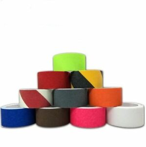 Anti Slip Non Skid Tape High Grip Self Adhesive Stripe Safety Flooring 100MM*5M